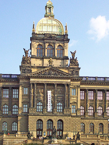 Nationalmuseum - Tschechische Republik (Prag)