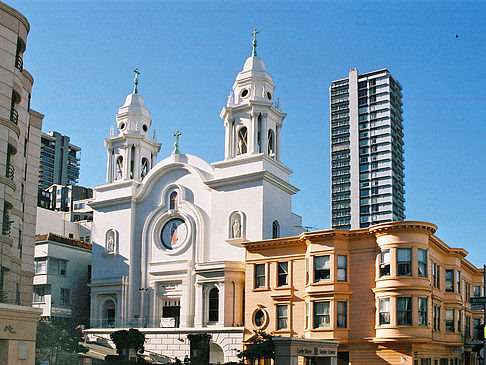 Kirche - Kalifornien (San Francisco)